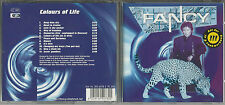 """FANCY """"Colours of Life"""" CD 1996 """"Road to Avalon/Memories/Deep Blue Sky"""" u.a."""