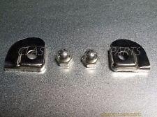 Honda C100 C102 C105 (C70) leg shield fairing washer washers holders nuts H2273
