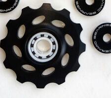 ULTIMATE CERAMIC BEARINGS 12T Jockey Wheel Shimano /SRAM/CAMPAG 11s Road Pulley