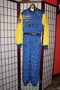 Renault Team Formula 1  ,Race suit Pilot suit, Stand 21 . ALY