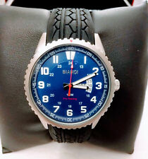 Roberto Bianci Men's Ricci 45mm Silicone Band Watch RB70991 - New w/ Tags