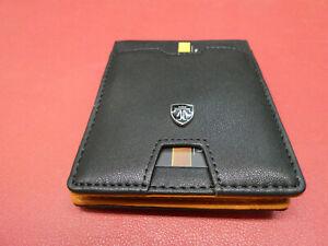 Geldbeutel Geldklammer Geldbörse Kartenetui Slim Portemonnaie Geldtasche 2-farb