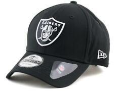 Oakland Raiders New Era NFL Team 9Forty Hat Genuine Merchandise Cap