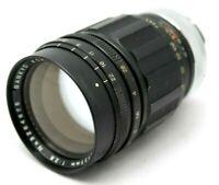 Sankyo Kohki Komura 135mm 1:2.8 Lens *As Is* #A003e