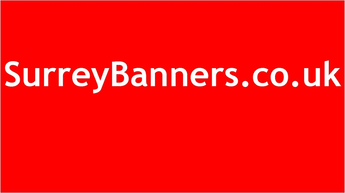 Surrey Banners, Signs & Displays