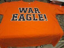 """Auburn Tigers T-Shirt - Orange - M - """"War Eagle"""""""
