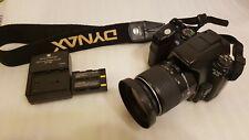 Konica Minolta Dynax 5D 6.1MP DSLR Camera (Kit w/ 18-70mm Lens)