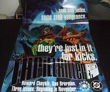 """Dc Elseworlds Thrillkiller Batgirl & Robin '96 Mini-Series Promo Poster 22 x 34"""""""
