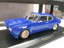 MINICHAMPS 1/18 - FORD CAPRI RS 2600 1970