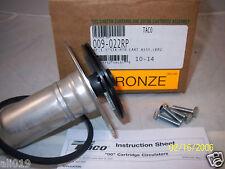 Taco  009 Pump Bronze Replacement Cartridge Circulates Water  Wood Boiler NEW