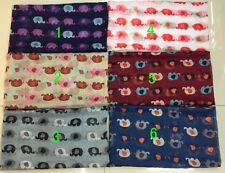 WHOLESALE  10 PCS ELEPHANT PRINT SCARVES SCARFS WRAPS JOBLOT