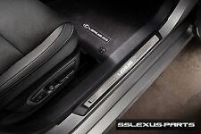 Lexus GS350 (2013-2018) OEM Genuine Stainless ILLUMINATED DOOR SILLS PT922-30120