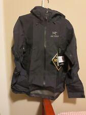 Mens New Arcteryx Beta SL Hybrid Jacket Size Small Color Black