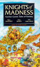 Peter Haining KNIGHTS OF MADNESS 1st Edn UKHC Terry Pratchett Philip K Dick