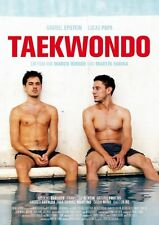 Taekwondo                J. 2017  Gay DVD   OmU    NEU