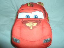 "Cars Lightning McQueen Disney Sound 10"" Plush Soft Toy Stuffed Animal"