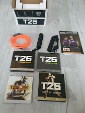 New Shaun T's Focus T25 DVDs Workout, Including Nutrition Guide & Calendar