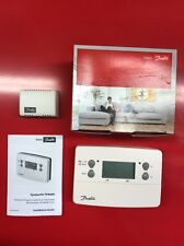NEW Danfoss TP9000 7 Day Central Heating Timer Programmer Thermostat 087N789229