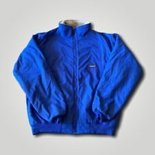 Mens Patagonia Fleece Lined Zip Up Jacket Waterproof XL