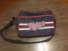 """Minnesota Twins Messenger Bag 14x10"""" MLB Game Day Giveaway"""