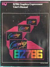 Intel 82786 Graphics Coprocessor User's Manual