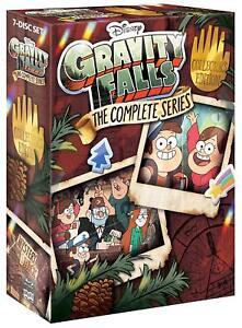 Gravity Falls The Complete Series DVD Box Set New & Sealed Walt Disney