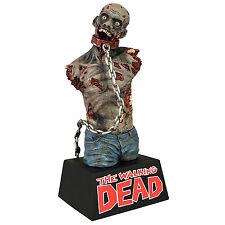 Walking Dead Pet Zombie Coin Bust Bank NEW Michonne's Pet Vinyl Money Bank