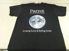 Parrot MiniDrones Jumping Sumo & Rolling Spider T-Shirt (Adult Large)