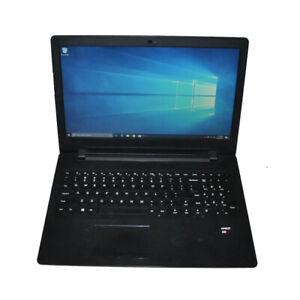 "Lenovo Ideapad 110-15ACL Laptop 15.6"" AMD A8-7410 CPU 8G RAM 1TB HDD Win10 Home"