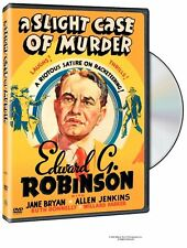 A Slight Case of Murder (1938) * Edward G. Robinson * Region 2 (UK) DVD * New