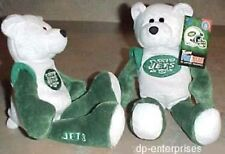 Collectible NFL New York Jets Team bear