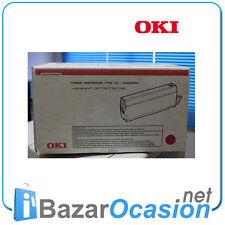 Toner OKI Cartridge Type C4 Magenta Original Nuevo C7100 C7300 C7350 C7500