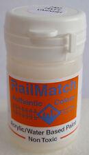 Railmatch 2407-Barniz Mate-gama de accesorios-Pintura Acrílica - 18ml Pot
