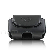 100 pcsWholesale Leather Cellphone H025 Pouch for V300