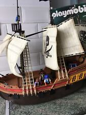 PLAYMOBIL Pirate Ship With Cannons