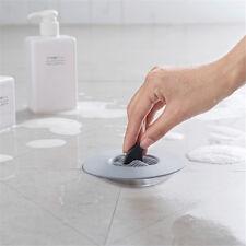 Bath Hair Catcher Drain Tub Shower Strainer Cover Sink Trap Basin Stopper Filter