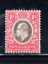 Item No. A1078 – Somaliland Protectorate - Scott # 41 – MNG