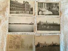 More details for antique postcard lot x 6 netley r v hospital hampshire circa 1914-1920