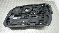 2014 HYUNDAI I40 FRONT RIGHT DRIVER SIDE WINDOW REGULATOR REF263