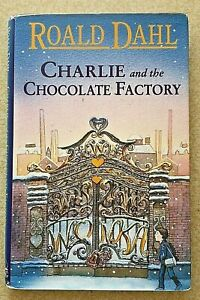Roald Dahl Charlie and the Chocolate Factory - rare cover