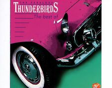 CD THE FABULOUS THUNDERBIRDS the best of HOLLAND 1997 EX