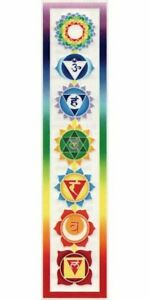 Classic Chakra Window Sticker - Decoration - Glass Artwork
