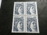 FRANCE 1978, BLOC timbre 1962, SABINE, neuf**, VF MNH STAMP