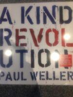 PAUL WELLER A Kind Revolution Vinyl LP Album NEW & SEALED + BOOKLET PRINT MP3'S