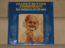 "PEANUT BUTTER CONSPIRACY-""For Children Of All Ages""/SEALED '87 reissue of '69 LP"