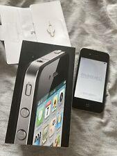 IPhone 4 (Naranja bloqueado) 8GB Negro