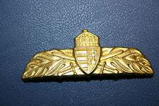 ORIGINAL HUNGARIAN HUNGARY ARMY COMBAT ? QUALIFICATION ? BADGE