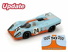 Porsche 917K - 50th anniv. JWA - Siffert/Redman - 1st 1000 k Spa 1970 #24- Brumm