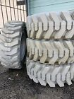 36x14-20 Camso solidair Tire, Set Of 4