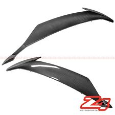 2008-2016 Yamaha R6 Carbon Fiber Upper Side Mid Long Cover Panel Fairing Cowling